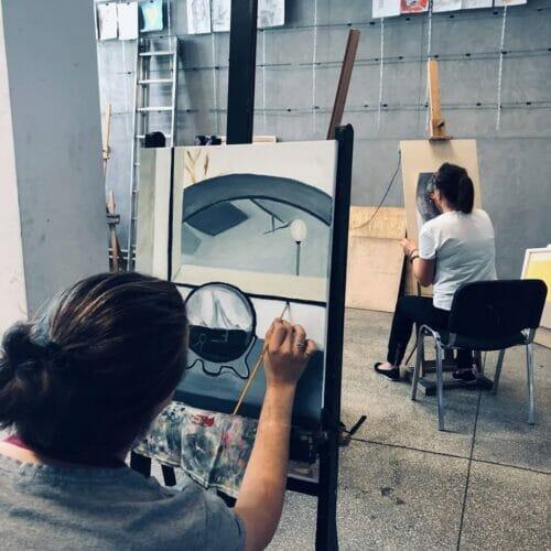Kurs na ASP Warszawa – przygotuj się do egzaminów izostań artystą